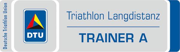 Trainerauszeichnung Badges Trainer A Triathlon Langdistanz
