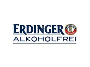 Sponsor Logo Erdinger alkoholfrei