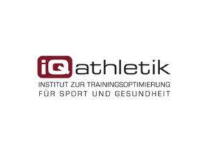 Sponsor Logo iq Athletik